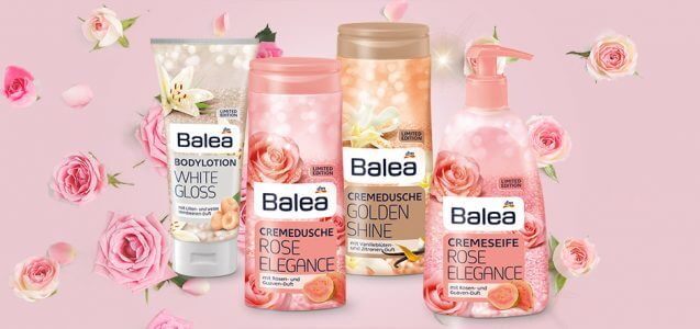 dm News: Balea Winter Limited Edition