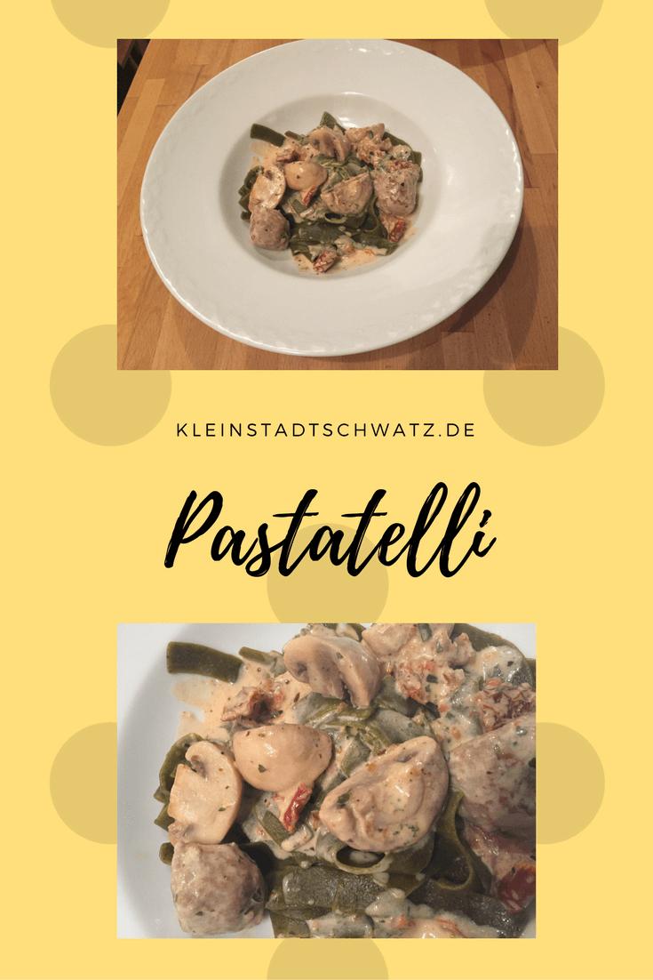 Pastatelli - Sagenhafte Gewürznudeln im Test