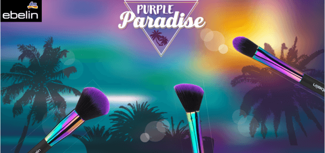 dm News: ebelin Purple Paradise