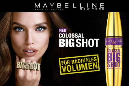 Rossmann News: The Colossal Big Shot Mascara