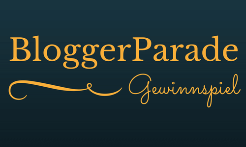 BloggerParade Gewinnspiel Halloween Party 2.0