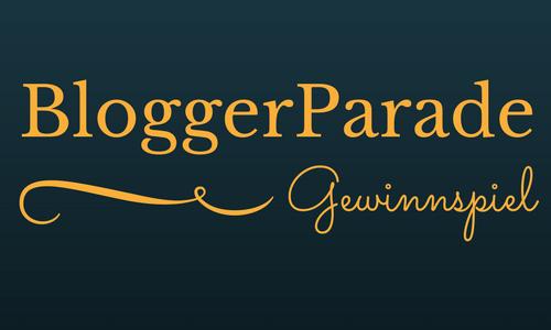 Gewinnspiel BloggerParade