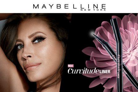 Rossmann News: Master Precise Curvitude Eyeliner von Maybelline New York