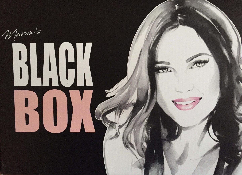 Black Box von Maren