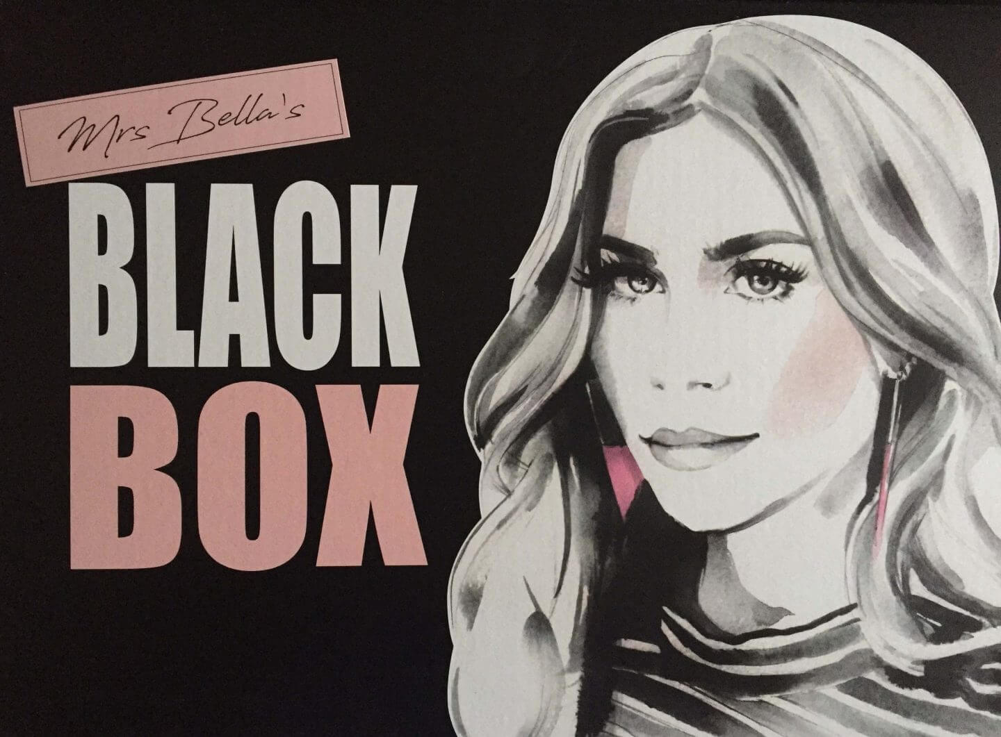 Black box Mrs Bella
