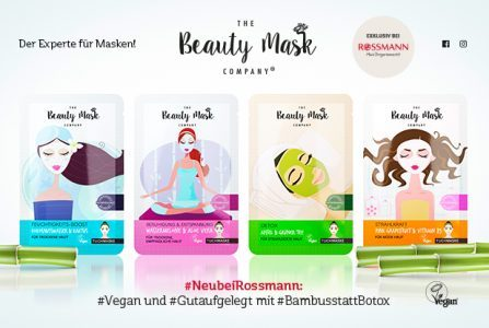 Rossmann News: #BambusstattBotox mit The Beauty Mask Company