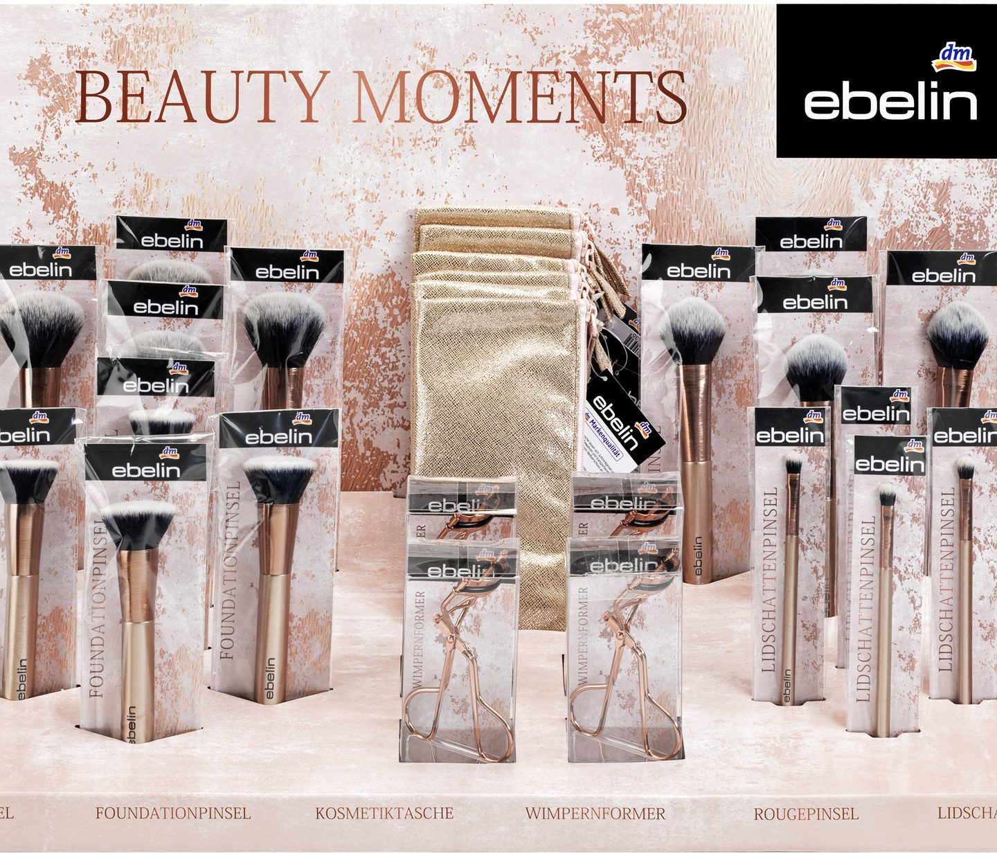 dm News: ebelin Limited Edition Beauty Moments