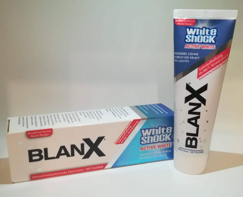 Blanx White Shock Active White