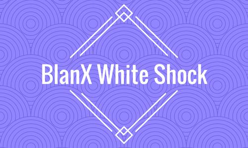 BlanX White Shock – weißere Zähne in 2 Wochen