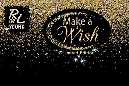 """Rossmann News:  """"Make a Wish"""" mit der neuen limitierten Edition von RdeL Young"""