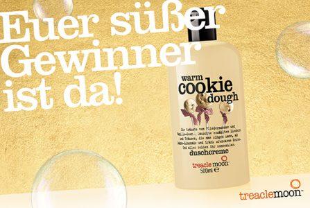 """Rossmann News: """"warm cookie dough"""" von treaclemoon – das gibt's nur bei Rossmann!"""