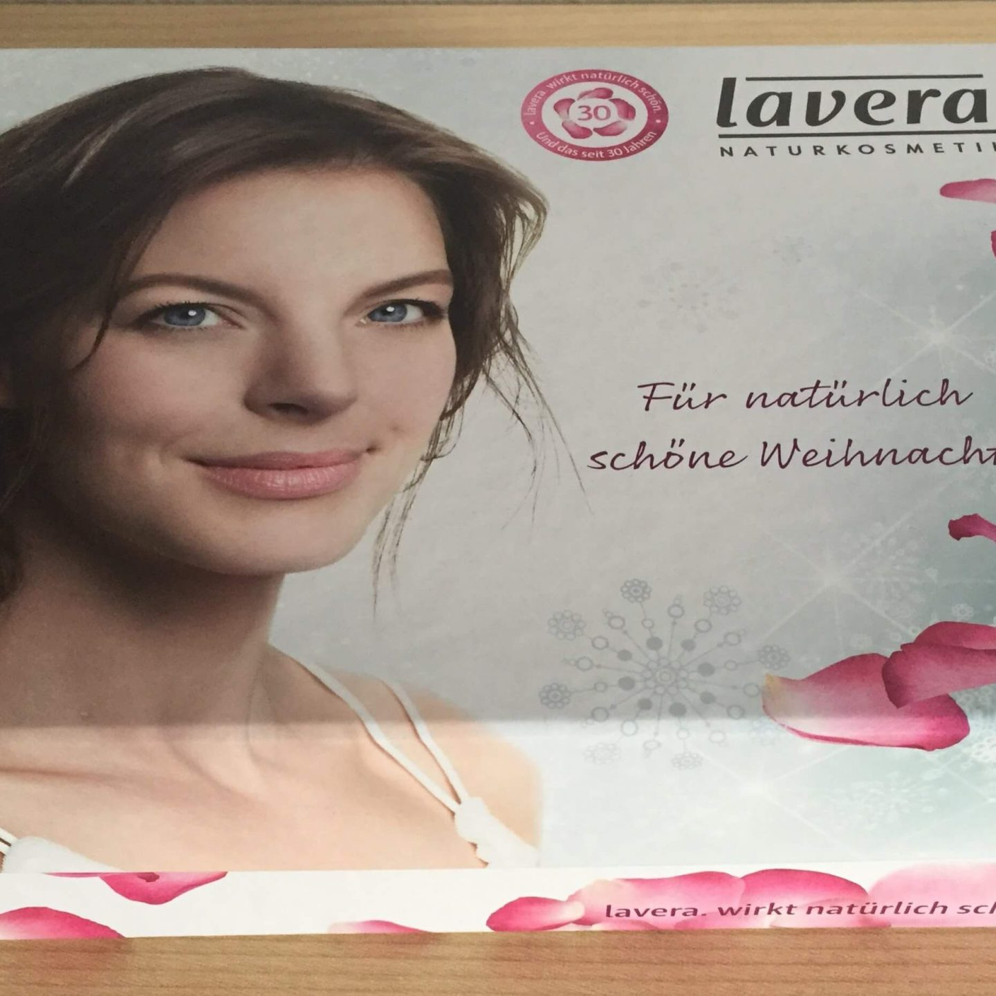Lavera Beauty Box in der Xmas Edition