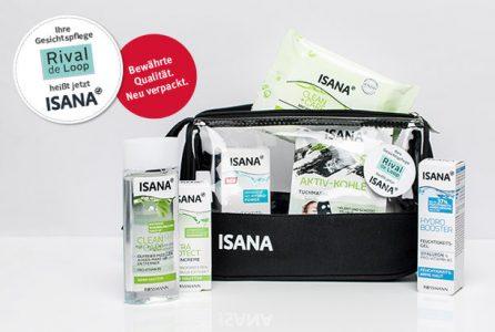 Rossmann News: Eure Gesichtspflege heißt jetzt ISANA