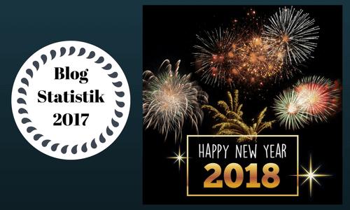 Jahresrückblick mit Blogstatistik 2017