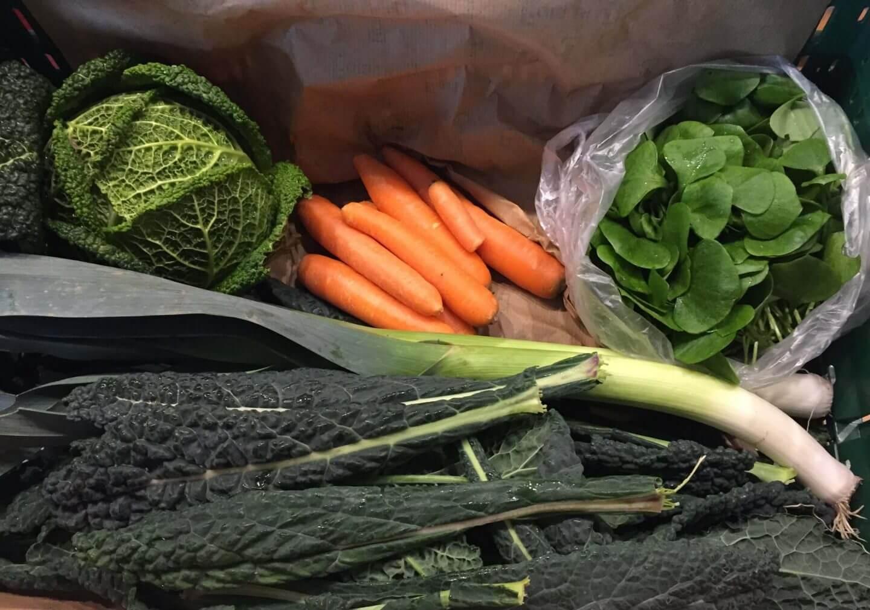 Gemüsekiste KW 02-2018