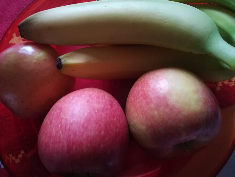 Wieder mehr Obst auf den Tisch
