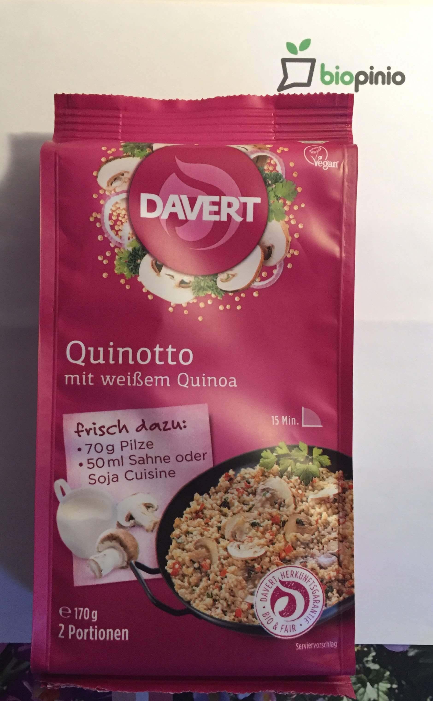 Quinotto von Davert
