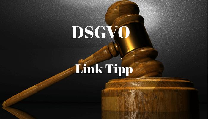 DSGVO Link Tipp