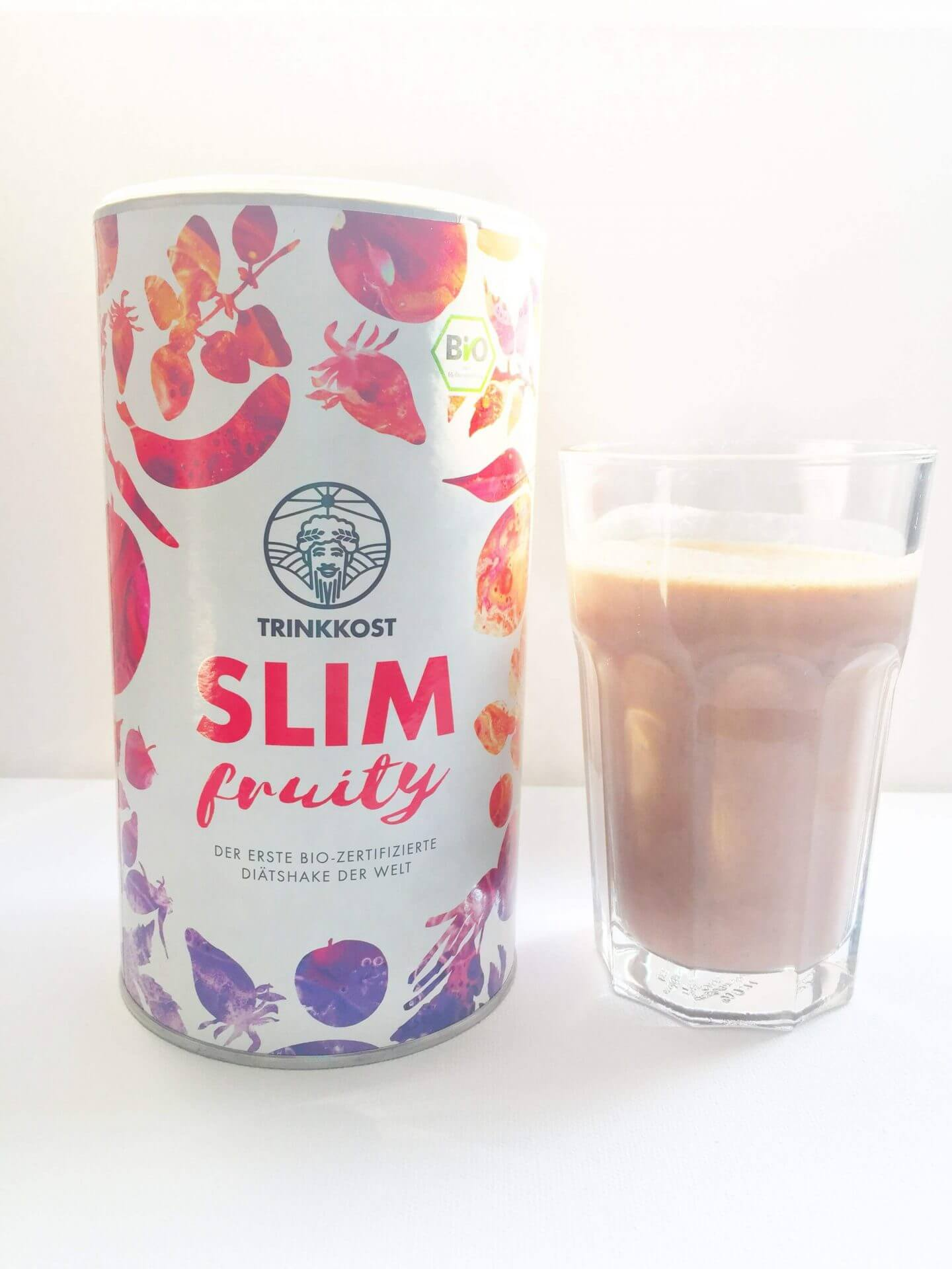 Slim Fruity zubereitet
