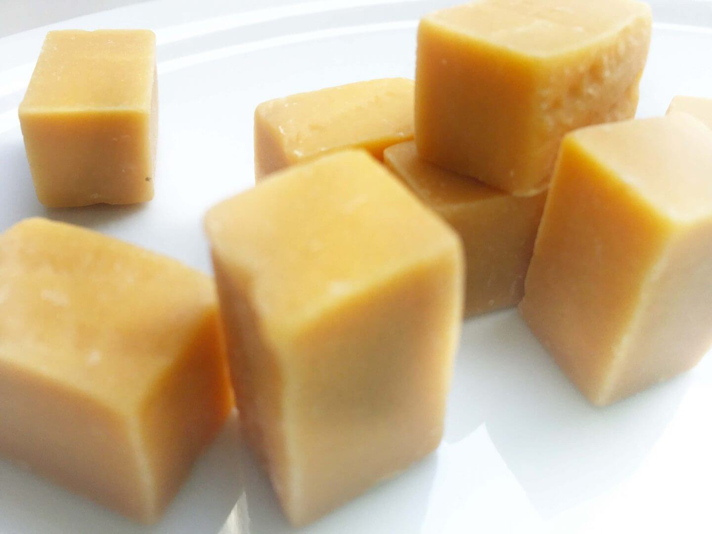 Soft Fudge Caramel