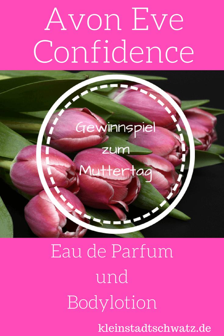 Eve Confidence Gewinnspiel