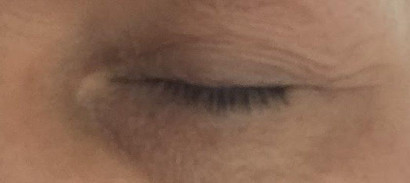 Nach 2 Wochen mit Chavelle Superb Eyelash