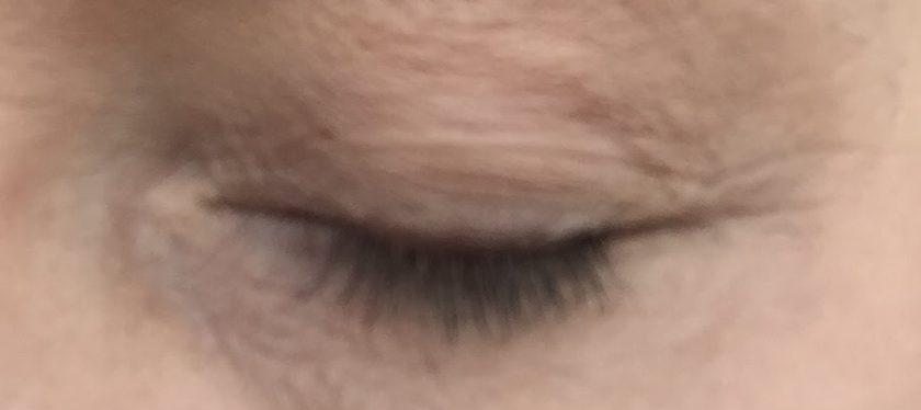 Nach 4 Wochen mit Chavelle Superb Eyelash