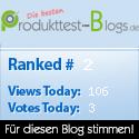 Die besten Produkttest-Blogs