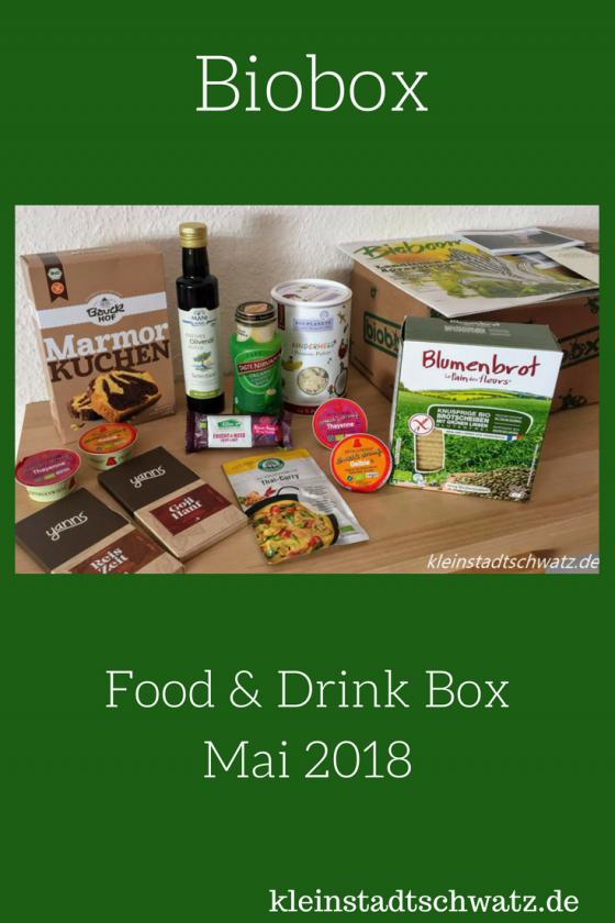 Biobox Mai 2018 Pin