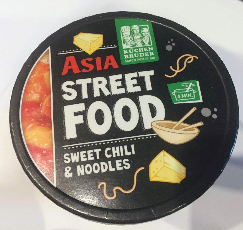 Deckel Street Food Asia