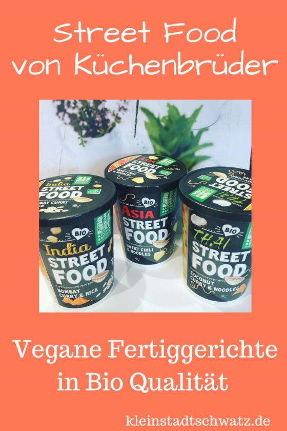 Street Food von Küchenbrüder Pinterest Pin