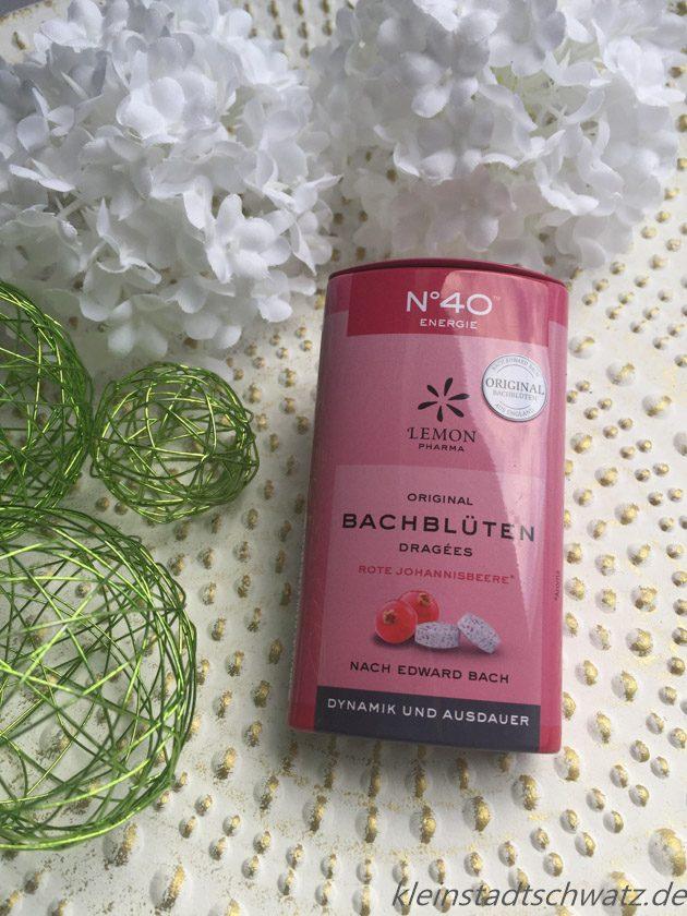 Bachblüten No.40 Energie Dragees