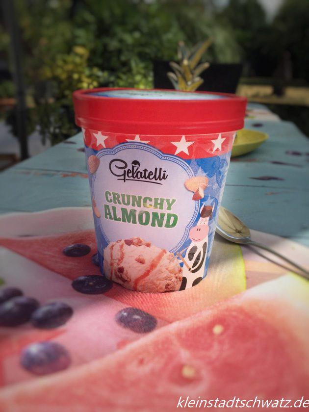 Crunchy Almond