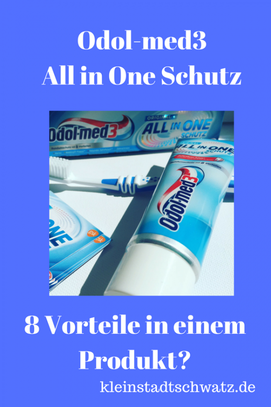 Odol-med3All in One Schutz Pin