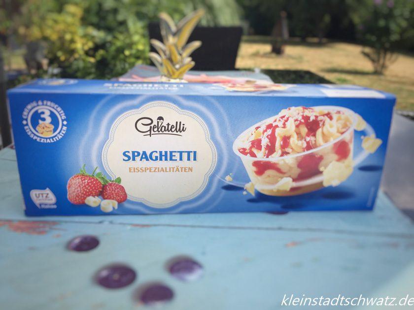 Spaghetti Eis