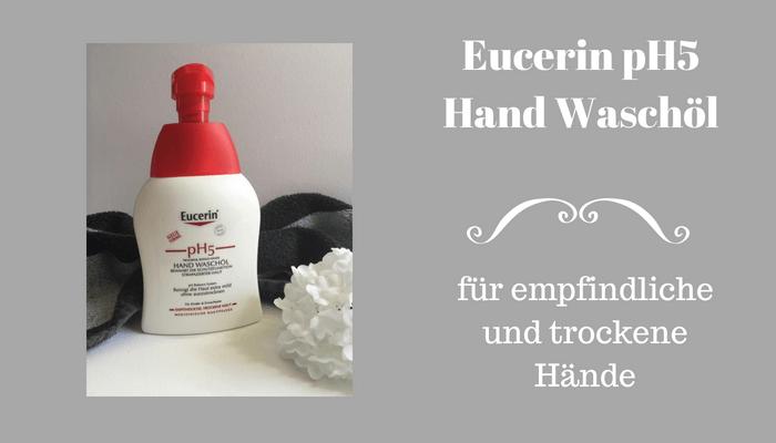 Eucerin pH5 Hand Waschöl