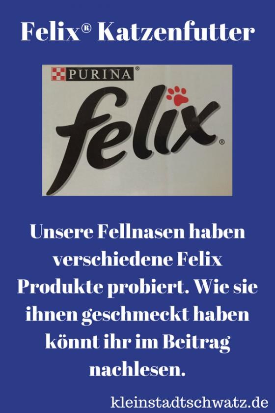 Felix Katzenfutter Pin