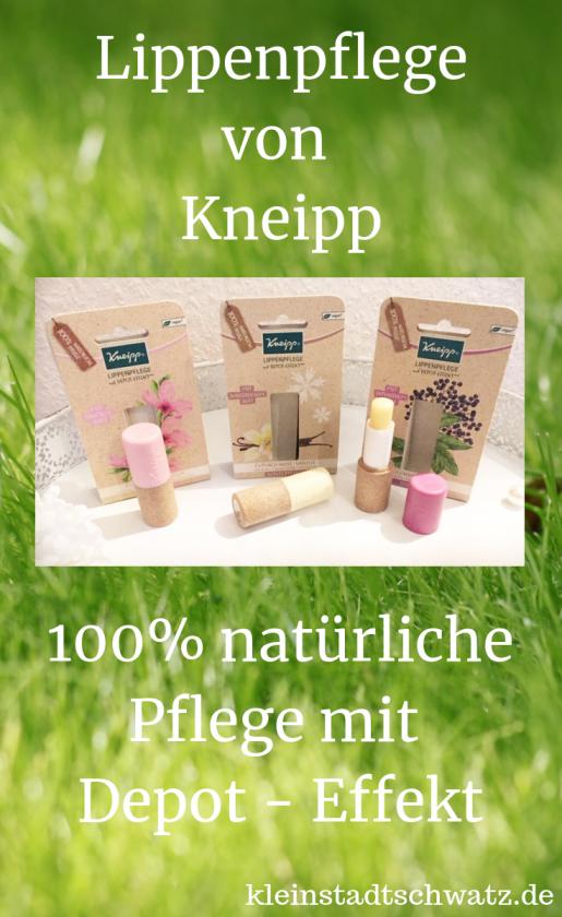 Kneipp Lippenpflege Pinterest Pin