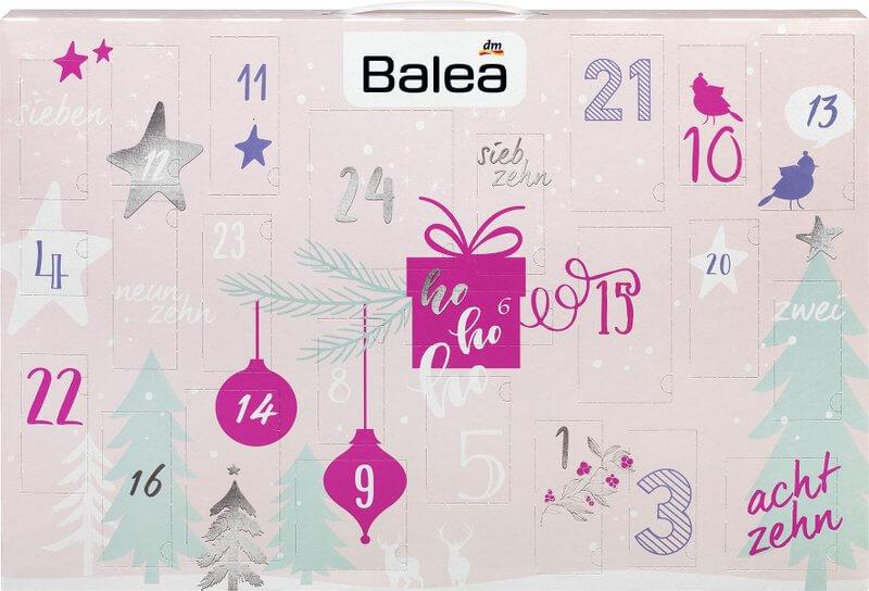 Balea Adventskalender Lovely Moments