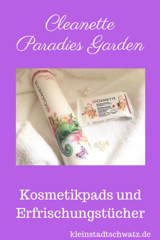 Cleanette Paradies Garden Pinterest Pin
