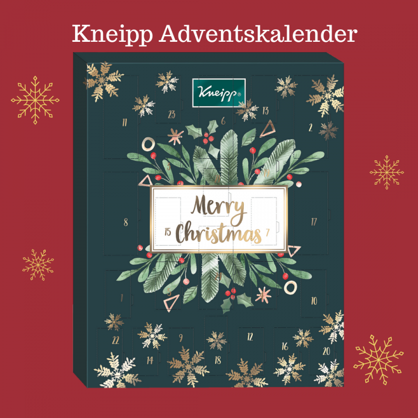 Der Kneipp Adventskalender