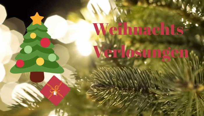 Weihnachtsverlosungen