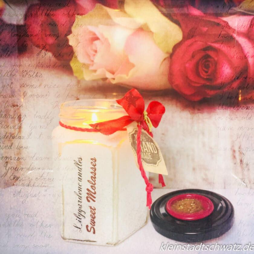 Lilygardencandles Sojawachs Kerzen