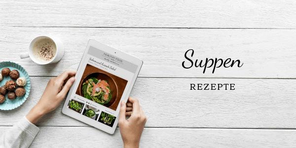 Beitragsbild Suppen Rezepte