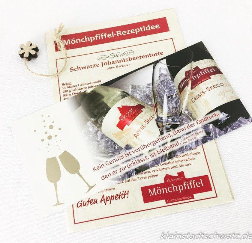Klostergut Mönchpfiffel Rezeptheft