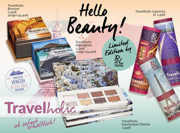 Travelholic Limited Edition von RdeL Young