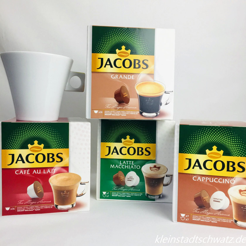 Jacobs Kaffeekapseln für die Dolce Gusto im Test für brandnooz