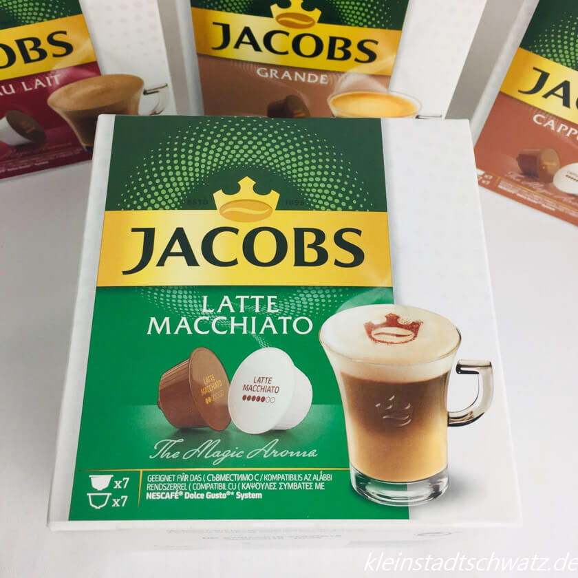 Latte Macchiato Packung