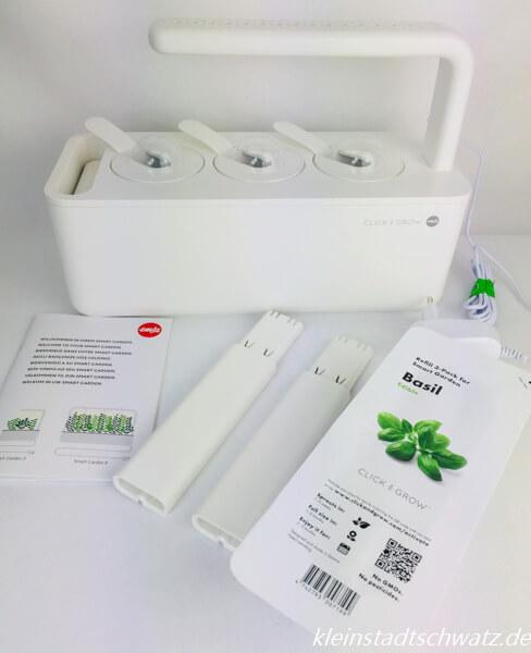 Emsa Smart Garden 3 - Paketinhalt