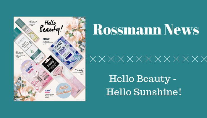 Rossmann News Hello Sunshine